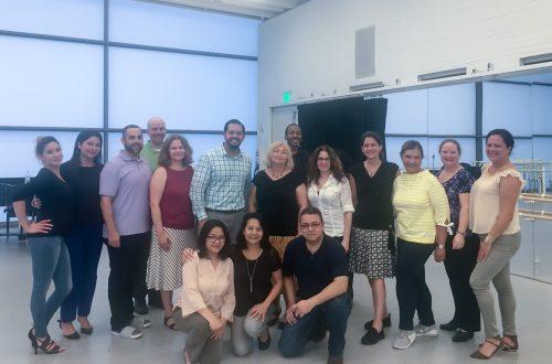 Salsa with Latino Princetonians
